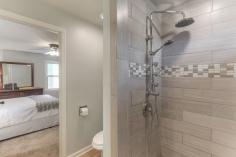 9-Custom tile shower